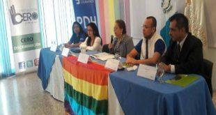 Procuraduría de Derechos Humanos y la comunidad LGBT. Foto: PDH