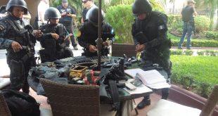 Varios detenidos por trasiego de Drogas