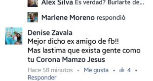 """José de Jesús Manzo Corona fue: """"Lastima que solo fueron 50 y no 100"""""""