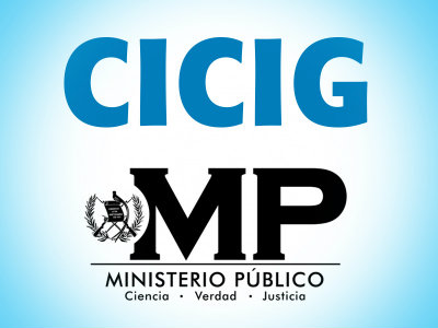 MP Y CICIG reciben apoyo del G-4