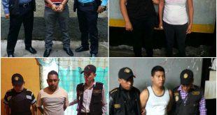 4 agentes de PNC
