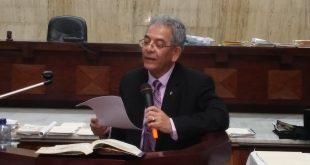 """El juez de Mayor Riesgo """"B"""" Miguel Ángel Gálvez"""