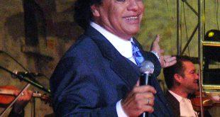 Juan Gabriel Fallece a sus 66 años de edad.