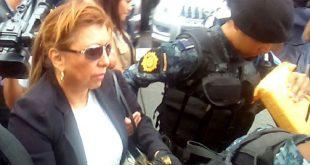 Anabella de León es Capturada