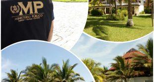 MP entrega casa de playa vinculada al expresidente Otto Pérez Molina