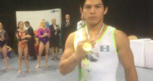 Jorge Vega Gana Medalla de Oro