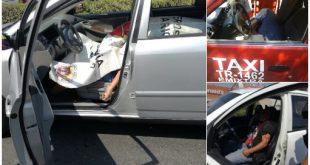 Cinco Taxistas Asesinados