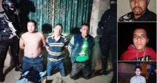 Pandilleros Atacan Comisarías de la PNC en Simultáneo