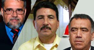Caso lavado y política: Capturan a dos exdiputados y al exalcalde de Jutiapa.