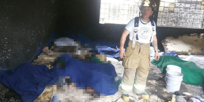 """Tragedia 19 personas mueren en incendio """"Hogar Seguro"""" Virgen de La Asunción"""