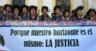 Jurisdicción Indígena sólo será posible a través de una Asamblea Nacional Constituyente