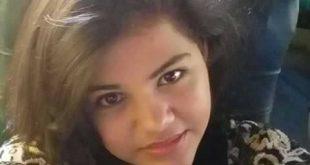 Desapareció Katerinne Gabriela Meléndez Palacios