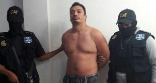 en San José Pínula se captura al Máximo Líder de la Pandilla Mara Salvatrucha