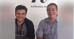 VIDEO: Ronald Mackay Platicando con Nómada, Martín Rodríguez Pellecer Sobre Los Netcenters