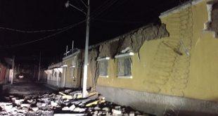 Declaran alerta anaranjada en Guatemala luego de fuerte sismo