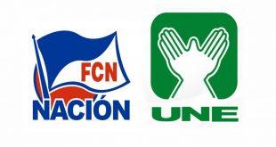 FCN Nación y la UNE