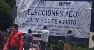 Elecciones de la AEU