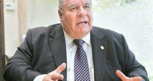 Ex embajador Julio Ligorría,