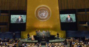Presidente Jimmy Morales llama ante la ONU a un diálogo estructural en Guatemala