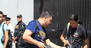 Periodistas fueron acosados e intimidados por Rodrigo Polo
