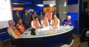 Presidente Jimmy Morales ofrece conferencia de prensa