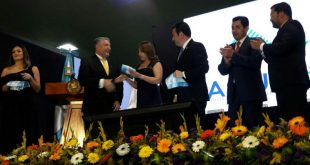 Certificación del Aeropuerto Internacional La Aurora, primer gran logro del gobierno del Presidente Jimmy Morales