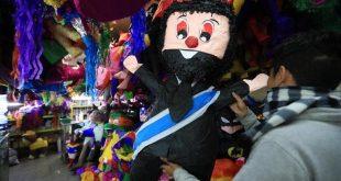 La Piñata de Jimmy Morales es la Más Solicitada para este 7 de Diciembre