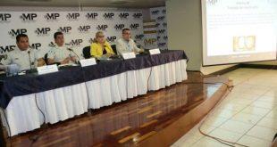 MP desarticula estructura criminal dedicada al sicariato y extorsión