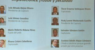 MP y CICIG logran varias capturas en #CasoTransurbanoFase1