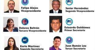 Junta Directiva 2018