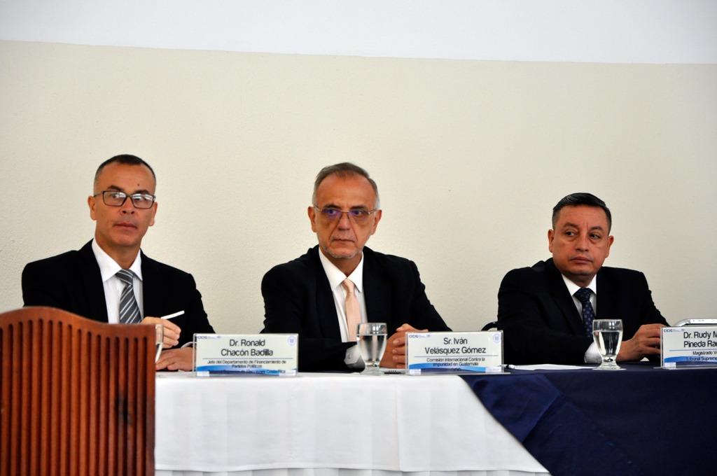 Inician capacitaciones sobre tema electoral para personal del TSE