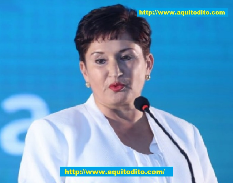 Thelma Aldana Queda Fuera