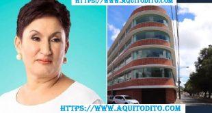 Thelma Aldana Con Otra Orden de captura