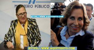 Consuelo Porras supuestamente protegio a Sandra Torres