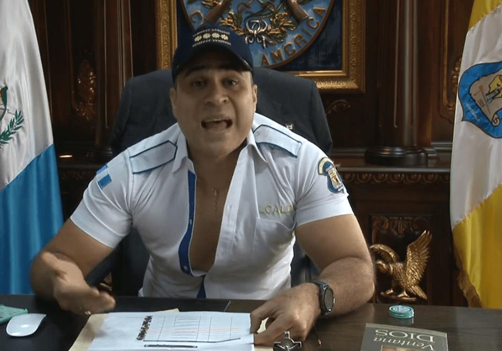 Neto Bran despide a personal de la Municipalidad de Mixco