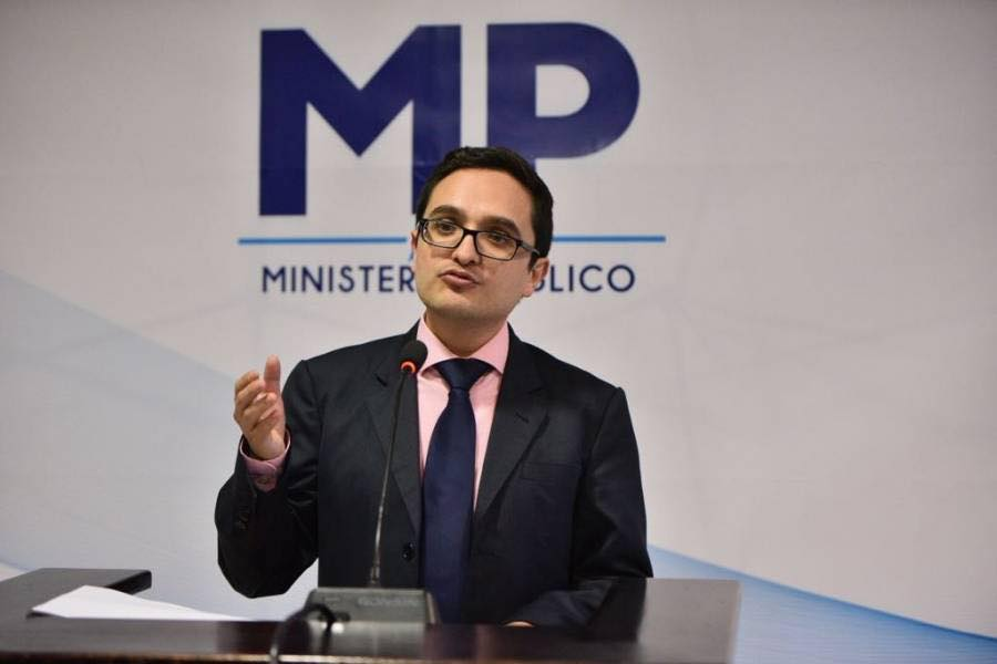 Juan Francisco Sandoval Fiscal de la FECI
