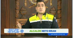 Neto Bran dice que el Ministro de Salud llego hacer su show