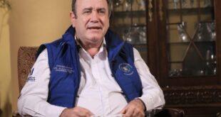 Alejandro Giammattei Anuncia Restricciones