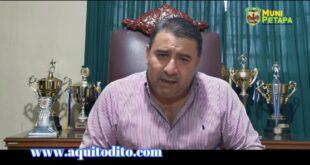 Alcalde de San Miguel Petapa