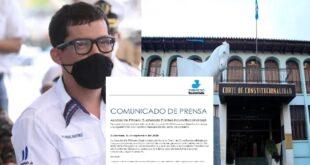 Asociación Primero Guatemala Plantea Inconstitucionalidad en contra del Centro de Gobierno