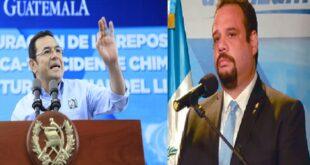 Expresidente Jimmy Morales se refería que José Luis Benito Es un genio