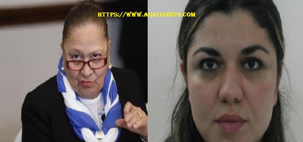 Consuelo Porras reaccionó al nombramiento y destitución de la fiscal especial