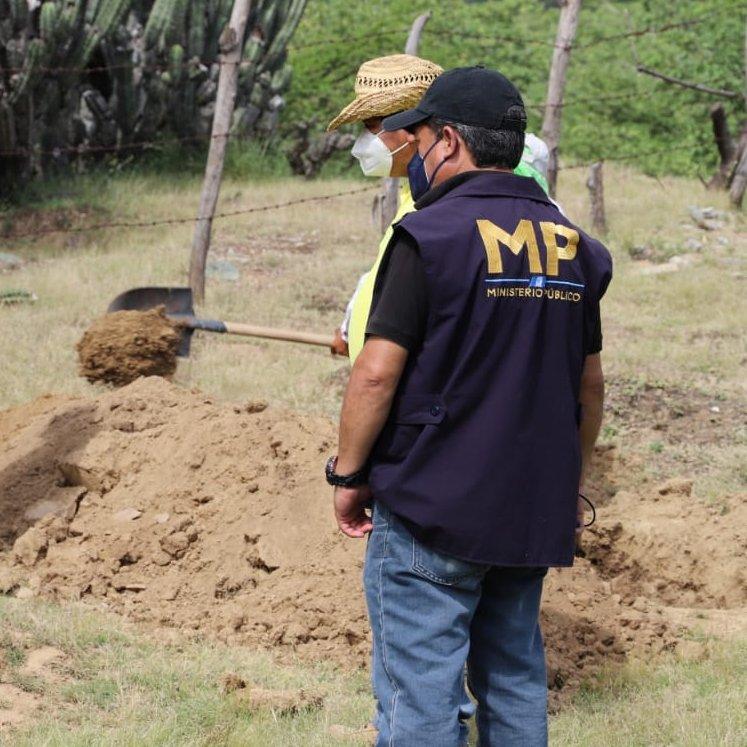 MP busca el cuerpo de Cristina Siekavizza