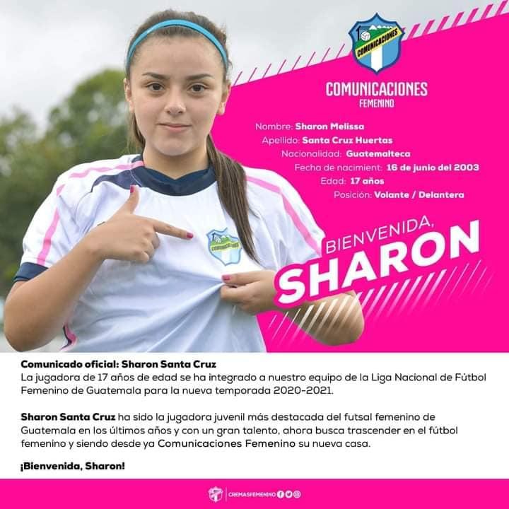 Sharon Melissa Santacruz Huertas
