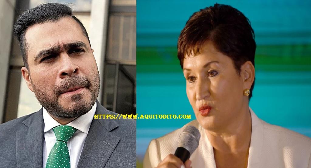 Alcalde Neto Bran y Exfiscal Thelma Aldana se enfrentan en redes sociales