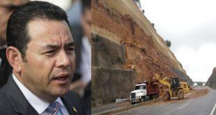 Caso Libramiento de Chimaltenango