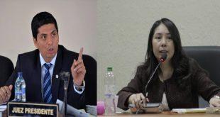 Mynor Moto presenta antejuicio contra la jueza Erika Aifán
