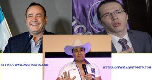 Neto Bran acusa al Presidente Alejandro Giammattei y Felipe Alejos