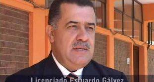 Exrector de la USAC Estuardo Gálvez