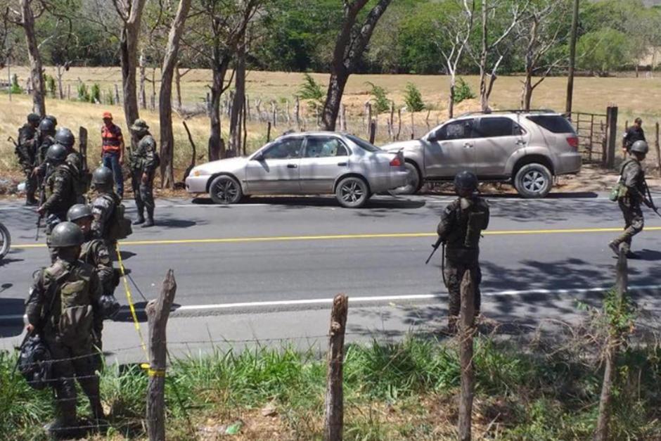 Tiroteo en Zacapa deja 3 muertos